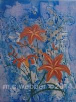 MCWEBBER Tiger Lilies
