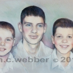 MCWEBBER Three Brothers - Pastel